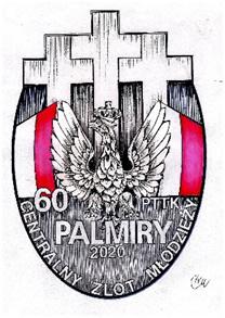 """Centralny Zlot Młodzieży PTTK """"Palmiry"""""""