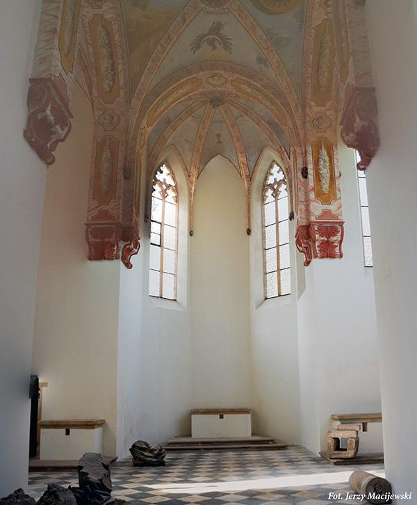 kaplica książęca