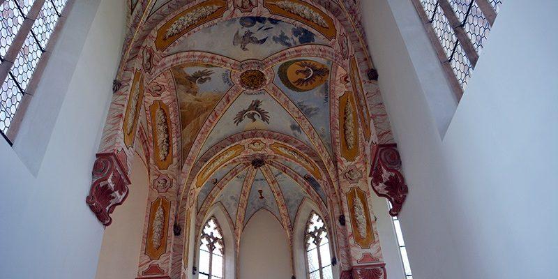 kaplica wnętrze