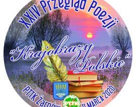 """Finał Przeglądu Poezji """"Krajobrazy Polskie"""""""