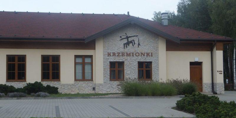 sMuzeum Archeologiczne i Rezerwat Krzemionki